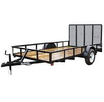 utitlity trailer Flexiride suspension